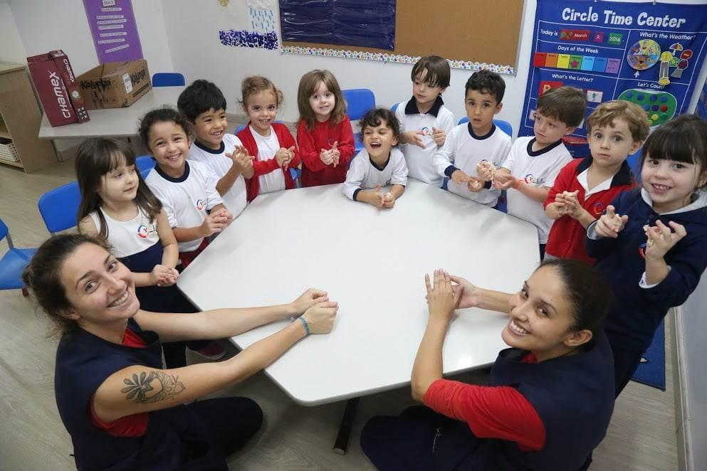 Adaptação na escola infantil