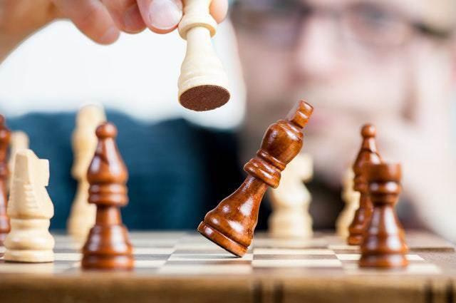 Benefícios xadrez para crianças
