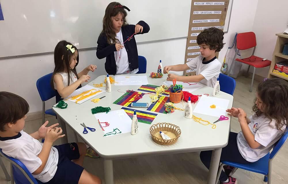 Escola infantil em Santo André Cycle School escola integral em Santo André